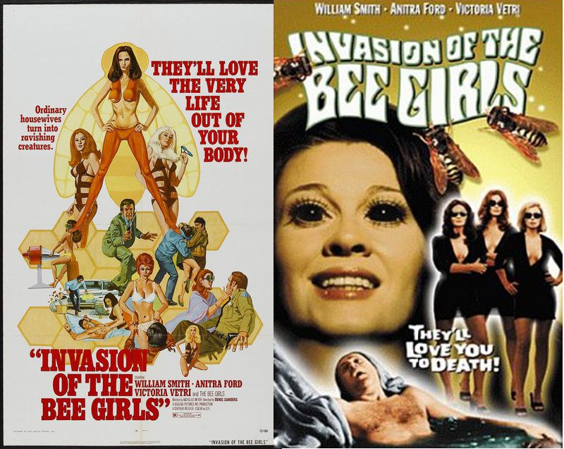 Invasion OF The Bee Girls 1973 – Full Movie