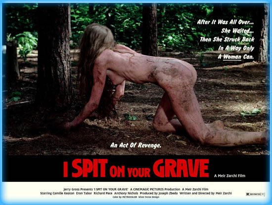 I Spit on Your Grave 1978 Full Movie