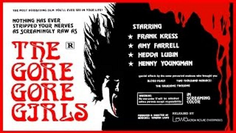 The Gore Gore Girls (1972) – 1080p Full Movie