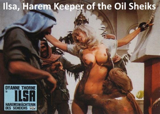 Ilsa, Harem Keeper of the Oil Sheiks (1976) – 1080p Online Movie
